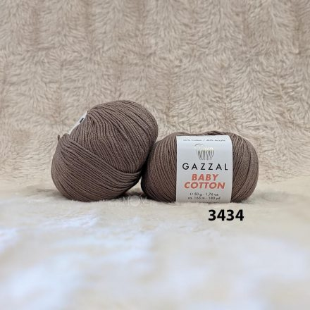 Gazzal Baby Cotton 3434