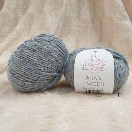 Laines du Nord Aran Tweed 1