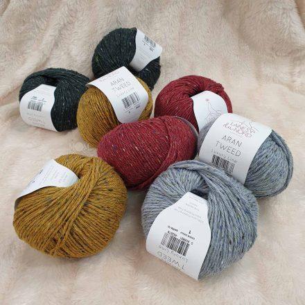 Laines du Nord Aran Tweed