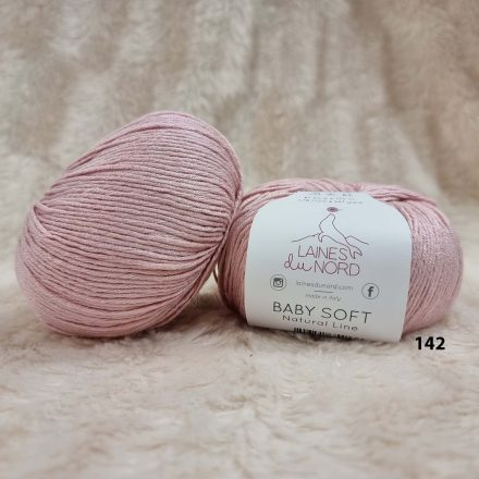 Laines du Nord Baby Soft 142