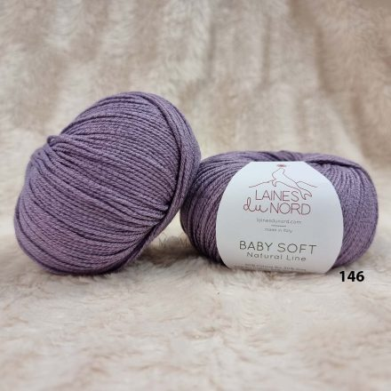 Laines du Nord Baby Soft 146