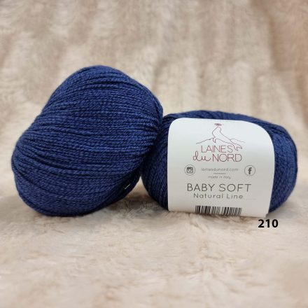 Laines du Nord Baby Soft 210