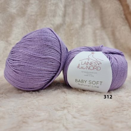 Laines du Nord Baby Soft 312