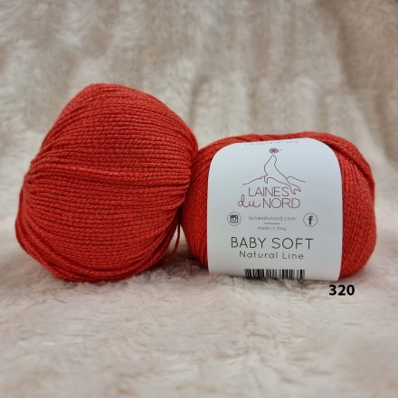 Laines du Nord Baby Soft 320