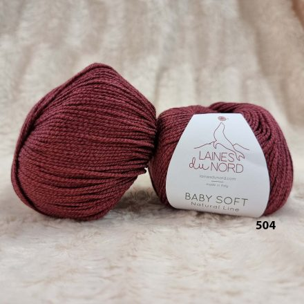 Laines du Nord Baby Soft 504