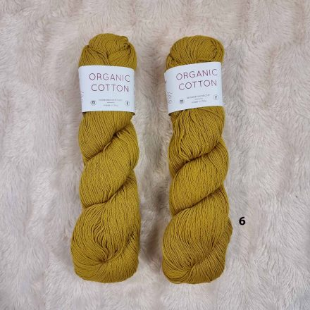 Laines du Nord Organic Cotton 06