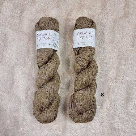 Laines du Nord Organic Cotton 08
