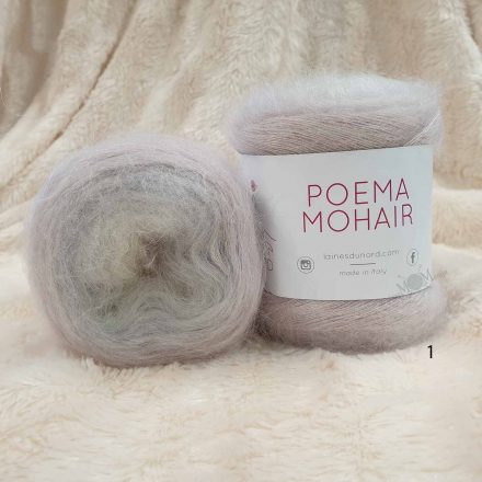 Laines du Nord Poema Mohair 1