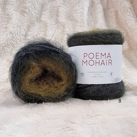 Laines du Nord Poema Mohair 8