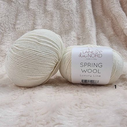 Laines du Nord Spring Wool 1