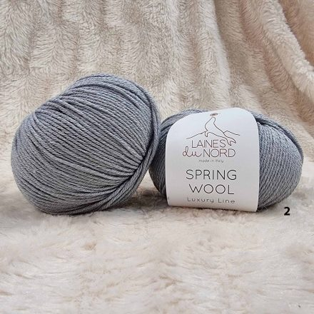 Laines du Nord Spring Wool 2
