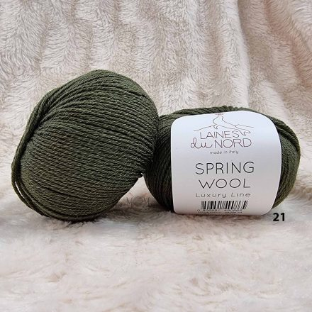 Laines du Nord Spring Wool 21