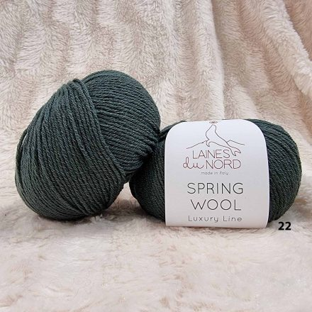 Laines du Nord Spring Wool 22