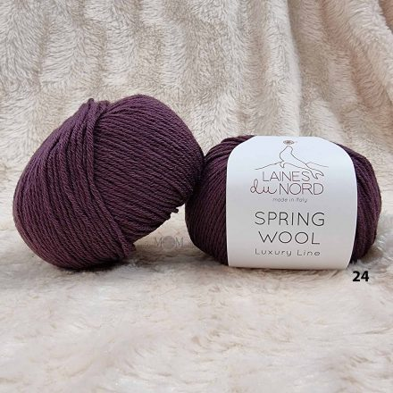 Laines du Nord Spring Wool 24