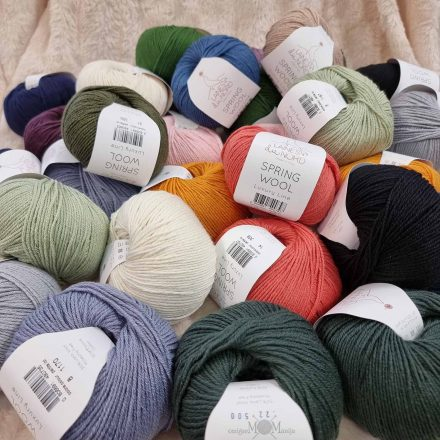 Laines du Nord Spring Wool