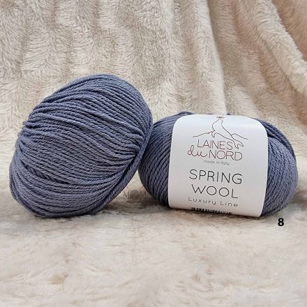 Laines du Nord Spring Wool 8