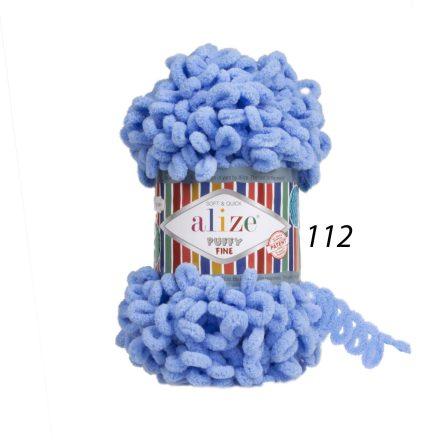 PUFFY FINE_112_Blue