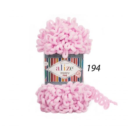 PUFFY FINE_194_Light Pink