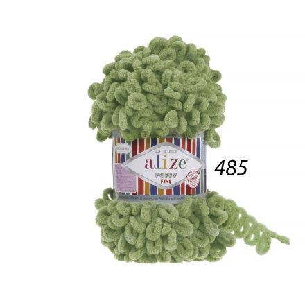 PUFFY FINE_485_Turtle Green