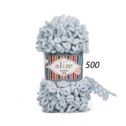PUFFY FINE_500_Grey