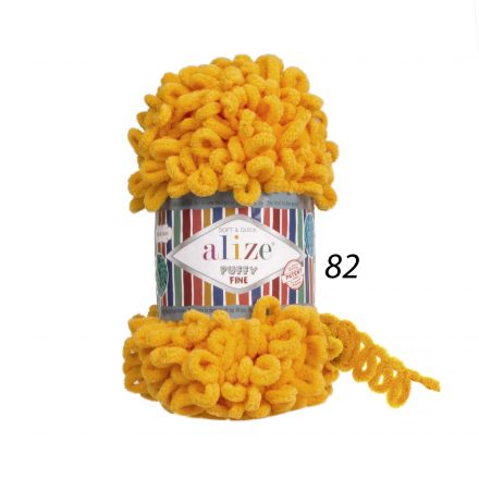 PUFFY FINE_82_Mustard