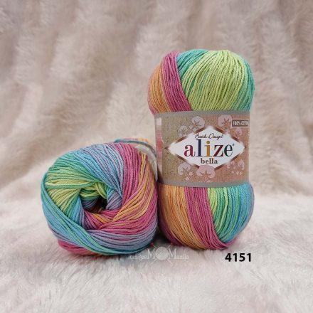 Alize Bella Batik 4151