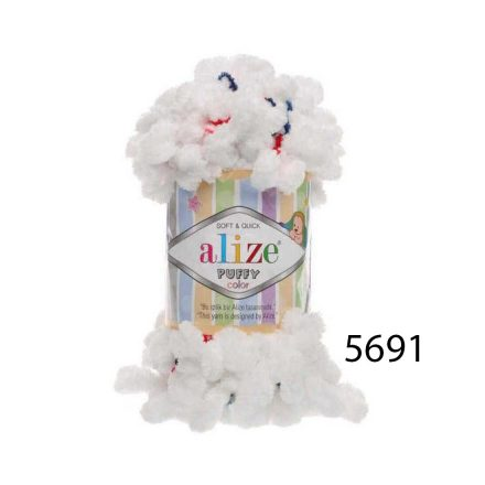 Alize Puffy Color 5691