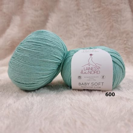 Laines du Nord Baby Soft 600