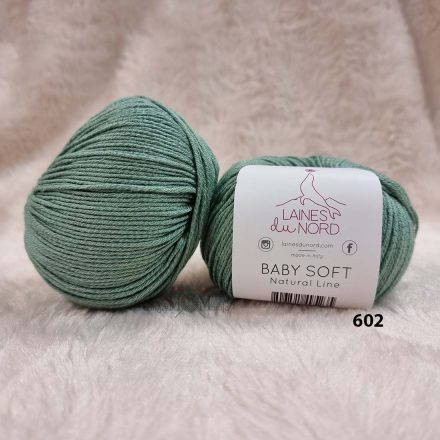 Laines du Nord Baby Soft 602