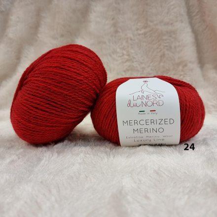 Laines du Nord Mercerized Merino 24