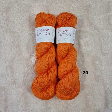 Laines du Nord Organic Cotton 20