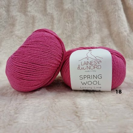 Laines du Nord Spring Wool 18