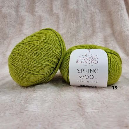 Laines du Nord Spring Wool 19