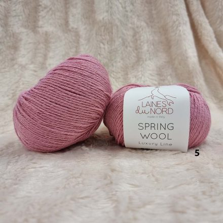 Laines du Nord Spring Wool 5