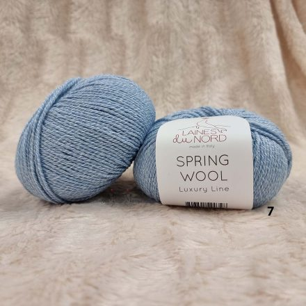 Laines du Nord Spring Wool 7