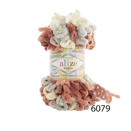 PUFFY COLOR_6079