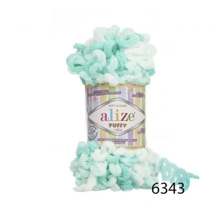 PUFFY COLOR_6343