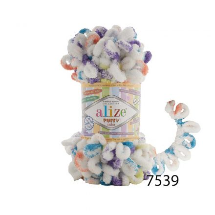 PUFFY COLOR_7539