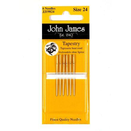 John James siuvinėjimo adatos