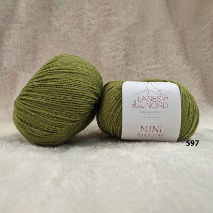 Laines du Nord Mini 597