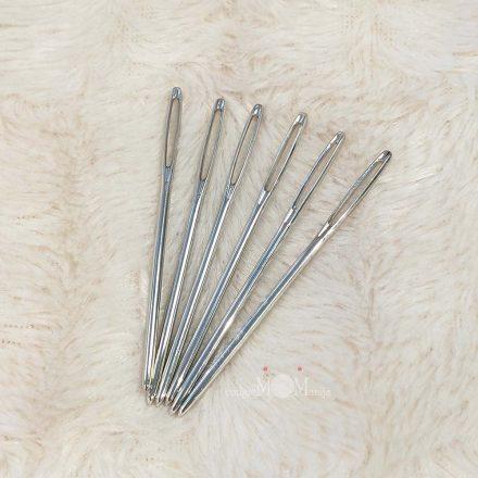 Metalinė adata mezginiams