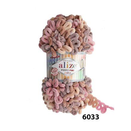 PUFFY FINE COLOR_6033