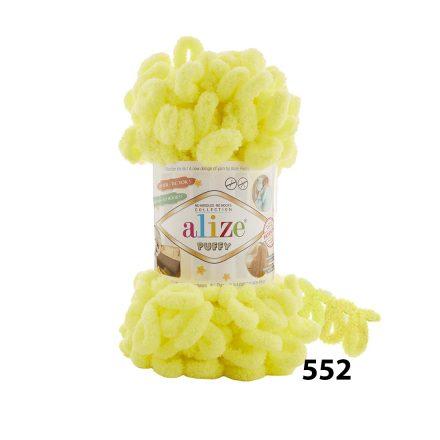 PUFFY_552_Neon Yellow