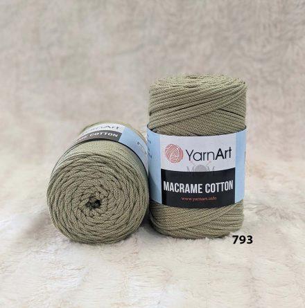 YarnArt Macrame Cotton 793