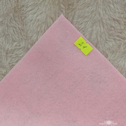 pink felt
