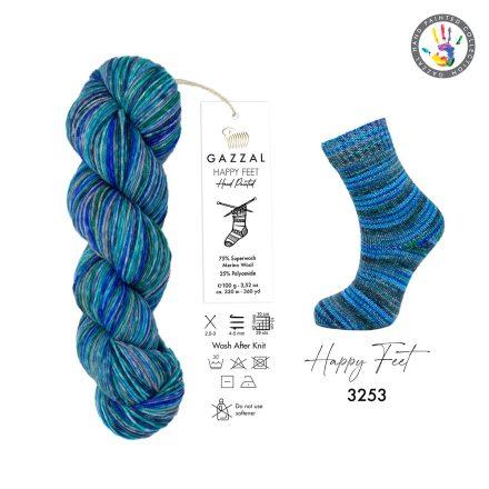 Gazzal Happy Feet 3253