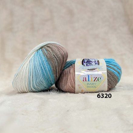 Alize Baby Wool 6320