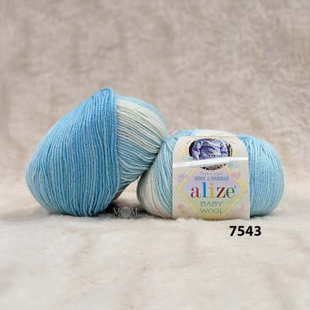 Alize Baby Wool 7543