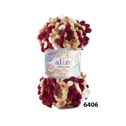 Alize Puffy Fine Color 6406