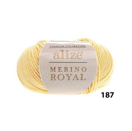MERINO ROYAL_187_ Yellow